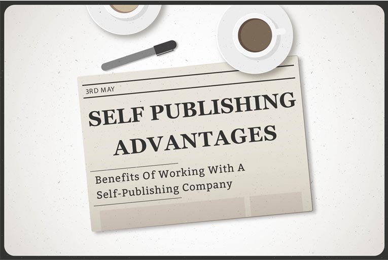 benefits of working with self publishing company