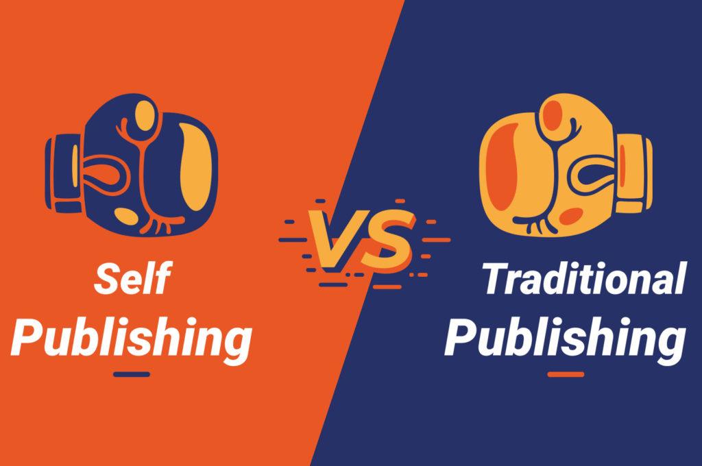 Self vs traditional publishing