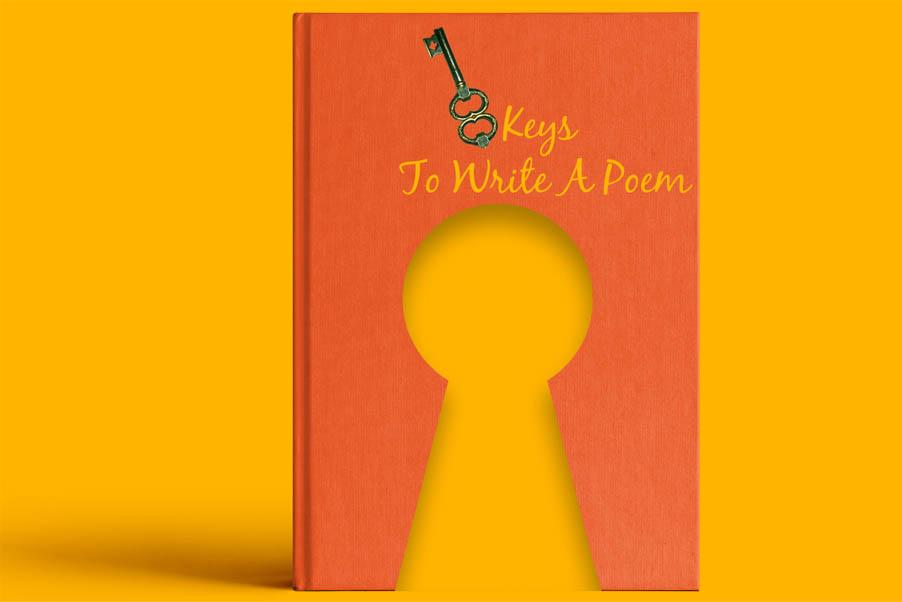 key to write a poem