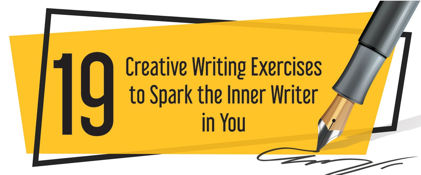 creative writing exerciseto spark writer in you