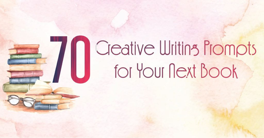creative writing prompts for text book