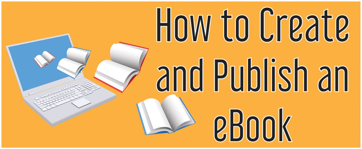 create and publish ebook