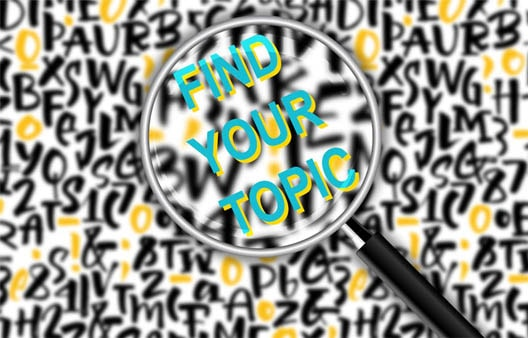 Find your topic