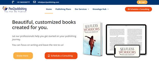 PUBLISHING IN INDIA 3