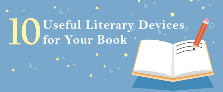 literary devices for your book