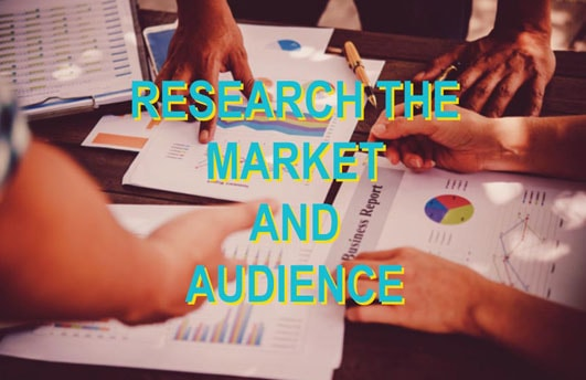 Research market audience