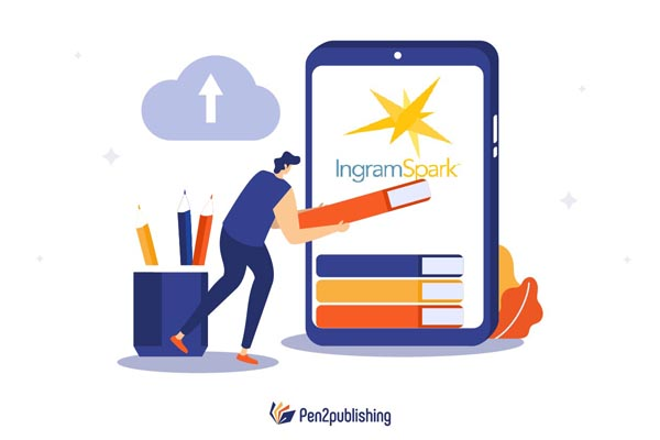 Upload your book in Ingramspark