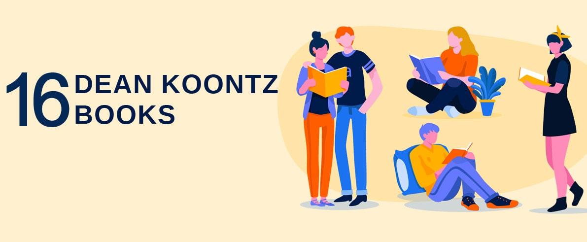 Dean Koontz books