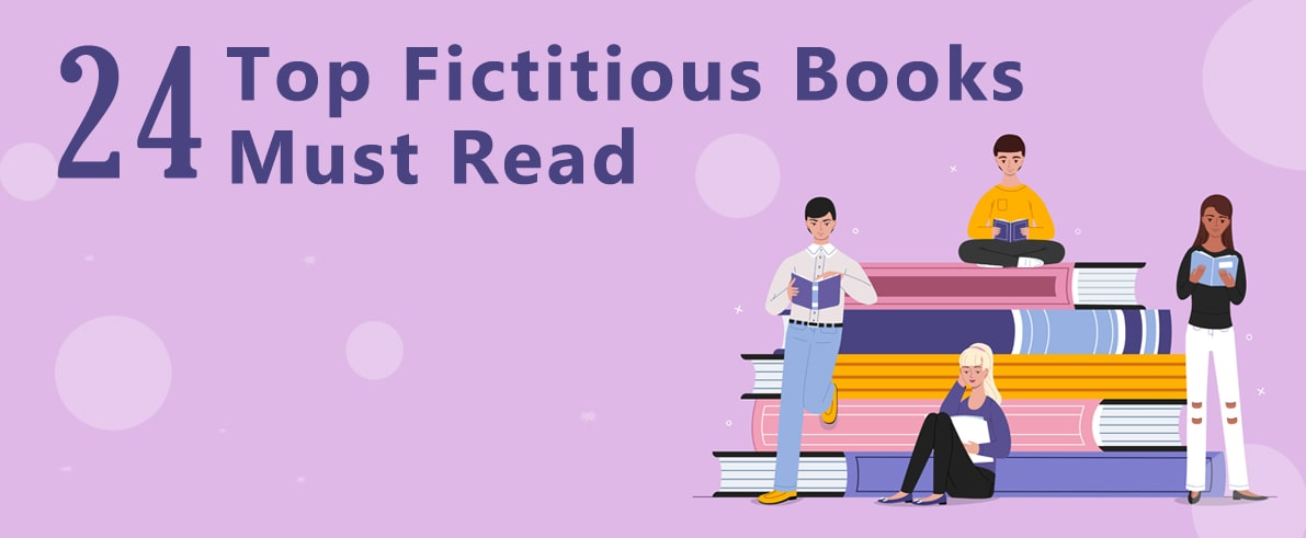 top fictitious Books