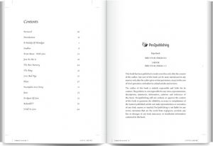 book formatting basic
