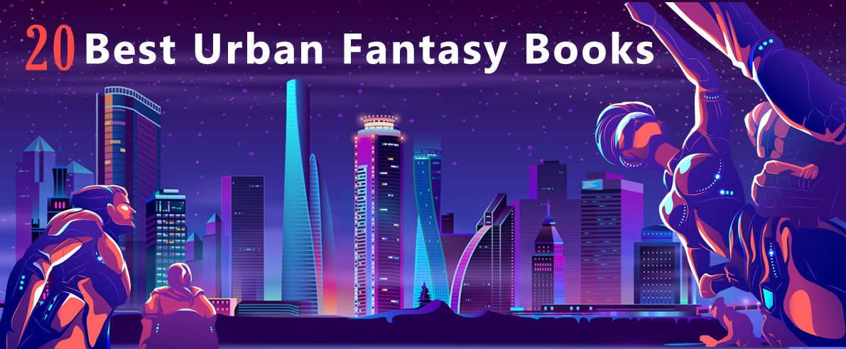 best urban fantasy books