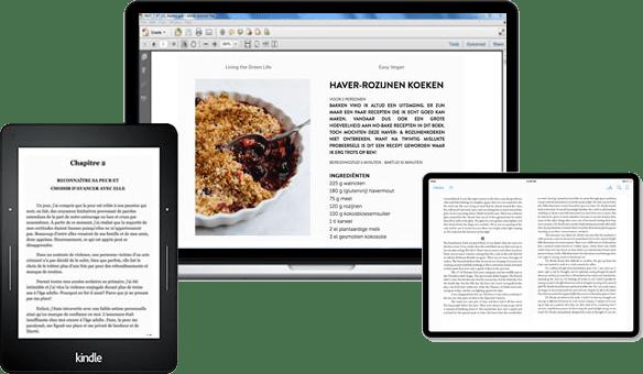 convert book into ebook