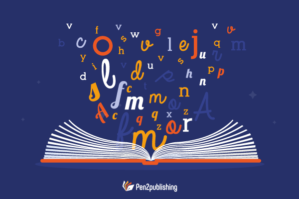 choosing right font for your book
