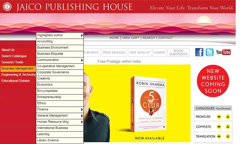 Jaco Publishing House