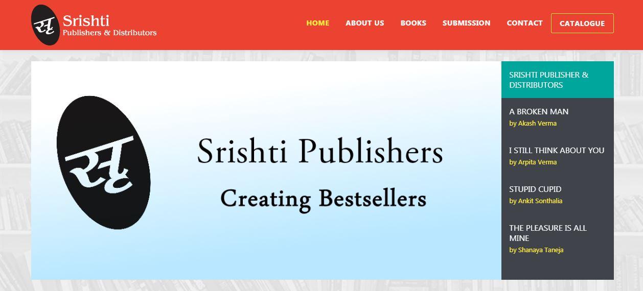 Srishti Publishers