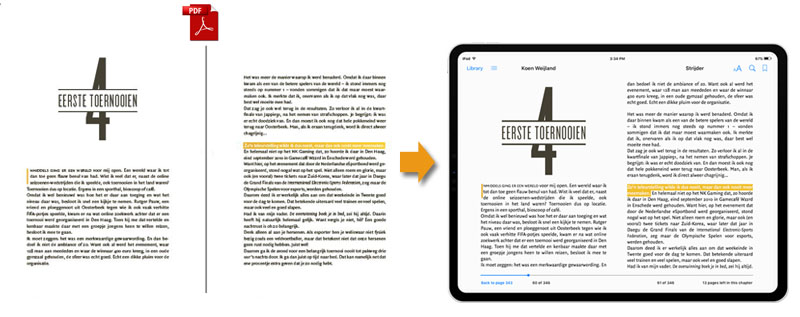 what is ebook conversion